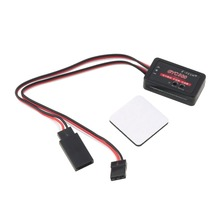GYC300 Mini Piezoelectric Gyro RC Car Tail-drive System Gyro for RC Cars Boats Wholesale