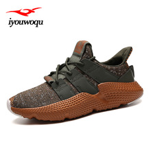 Buy High-quality men's sports shoes 2018 New Arrivals Outdoor running shoes brand design sneakers men shoes Half Marathon Breathable for $25.22 in AliExpress store