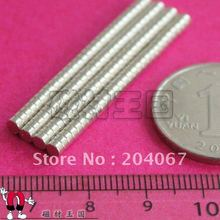 3x1mm cylinder magnet 3x1 Super strong power neo neodymium disc 3*1mm magnets D3x1 N35 rice magnet dia 3*1(China)