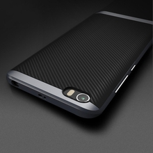 For Xiaomi Mi5 Case With Frame Hybrid TPU + PC Protective Back Cover Case For Xiaomi M5 Mi 5 Mobile Phone