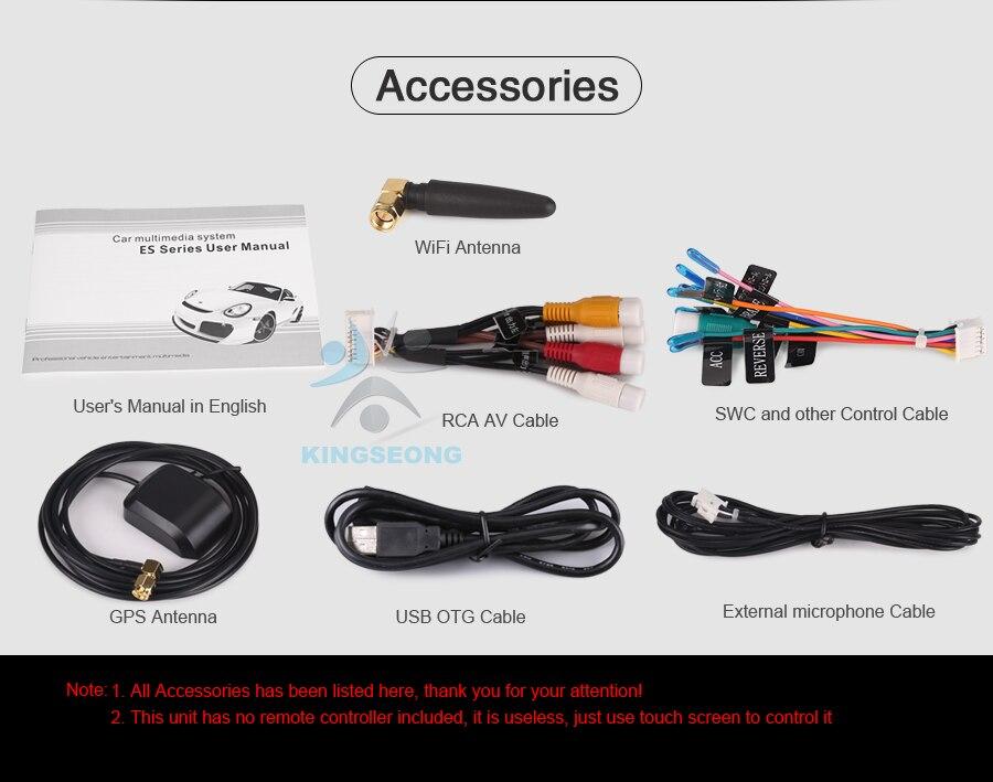 ES5815V-E25-Accessories