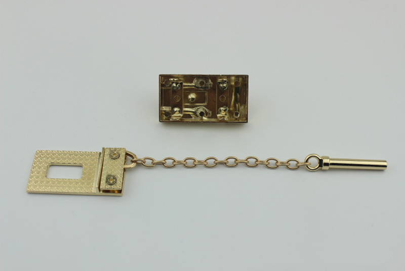 Lock for Bags Luggage Suitcase Metal Lock