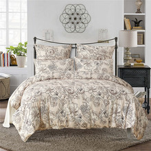 2017 New Tencel Cotton 2-3pcs Bedding Set Skin Fabric Feel Unique And High Quality Duvet Cover Sets#78C