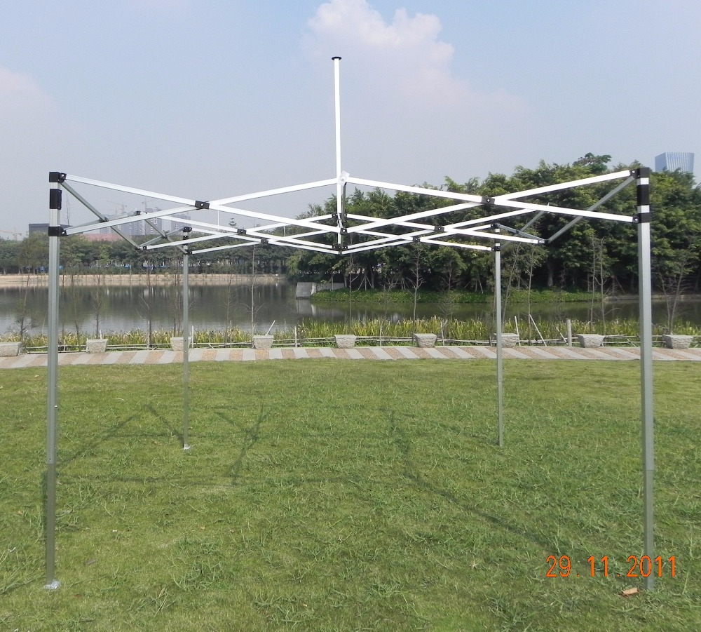 3X3m aluminum frame in 38mm-2