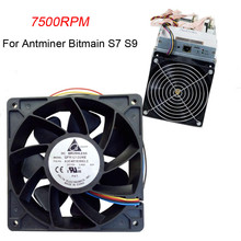 Connector Antminer Bitmain Replacement 7500rpm-Cooling-Fan 4-Pin for S7 S9 6M3 Factory-Price