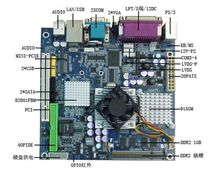 wholesale computer parts MINI ITX  mini pc motherboard top915 onboard ram DDR2 for win7