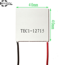 SXDOOL TEC Peltier 180W TEC1-12715 Thermoelectric Cooler Peltier 40mm Manufacturers custom-made