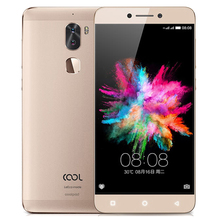 "Original letv Leeco Cool 1 3G RAM 32G ROM Coolpad Cool1 4G LTE Octa Core Android 6.0 5.5"" FHD Dual Rear Camera Fingerprint ID"