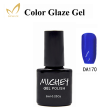 UV Glaze Gel Nail Manufacturers Clear Shiny Pure Color French Manicure Gel Nail Polish China Factory Hot Selling 1PCS