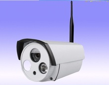 Outdoor Waterproof WIFI remote security surveillance camera --- webcam ip camer camera(China)