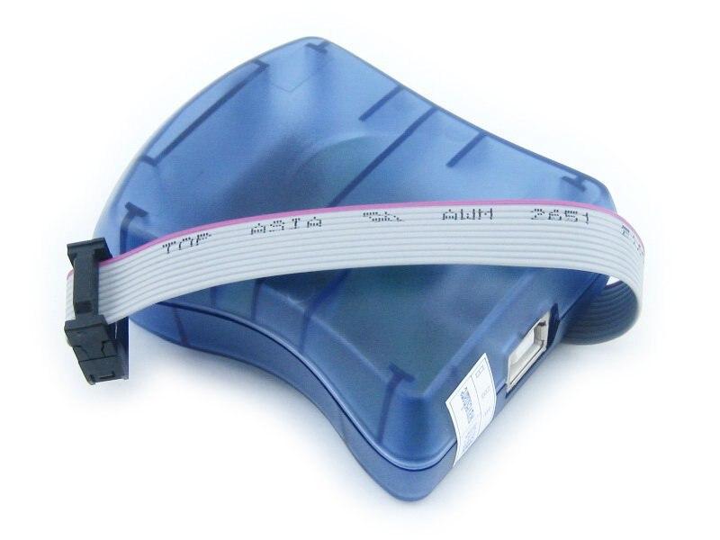 ATMEL AVR Programmer AVRISP USB AVR ISP Programmer STK500 Firmware Upgradable<br>