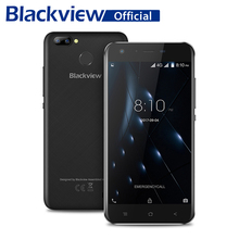 "Blackview A7 Pro MT6737 Quad Core 5.0"" HD Android 7.0 2500 mAh battrey 2GB RAM 16GB ROM 4G Cellphone Dual Rear Camera Smartphone"