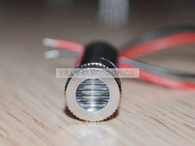Adjusted 5V 808nm 100mw Infrared IR Laser Line Module 12x45mm w/120 Degree Lens