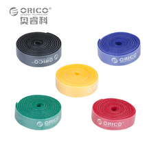 ORICO CBT  Plastic Nylon Cable Mark Colorful Ties 1m Per Piece  Red / Black / Yellow / Blue / Green for Wire Organizer