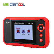 New 100% Original Launch X431 Creader CRP129 launch CRP129 ENG/AT/ABS/SRS EPB SAS Oil Service Light resets Code Scanner
