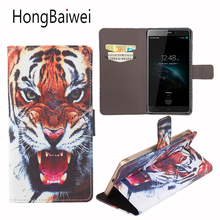 Buy Homtom HT10 Case Cover 3D Tiger Pattern Flip Luxury Leather Wallet Phone Bag Case Homtom HT10 for $3.92 in AliExpress store