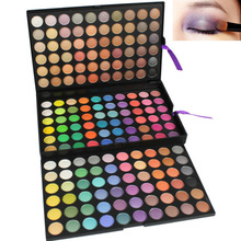 Pro Eye Shadows Makeup 180 Color Eyeshadow Make Up Kit Palette Set Cosmetics For Women Beauty