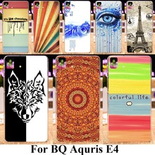 Special Offer cases For BQ Aquaris E4 4.0 inch cases Cool Pattern Skin Shell Bag Mobile Phone Best Selling Case Cover Cellphone