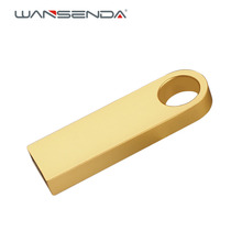 HOT sale Metal USB Flash Drive Mini Pen Drive 4GB 8GB 16GB 32GB 64GB 128GB pendrive USB 2.0 flash drive USB Stick Memory stick