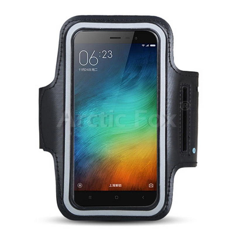 Top Quality Universal Waterproof Running Jogging Cycling Sports Armband Mobile Phone Holder for Xiaomi Redmi Note 3 Note 3 Pro(China (Mainland))