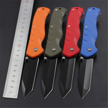 New folding knife multi - functional outdoor knifegift tool camping outdoor knife