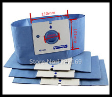 10 pcs/lot Vacuum Cleaner Bags Dust Bag Filter Paper Bag for L g Cleaner V-CR142STN ZW1300 V-C series etc.