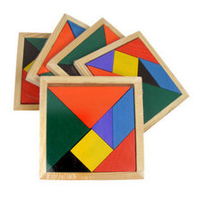 Hot Selling Sales Jigsaw Puzzle Wooden Small Piece Kid Toys Child Wooden Puzzles Educational Toys for Children HT3726(China)
