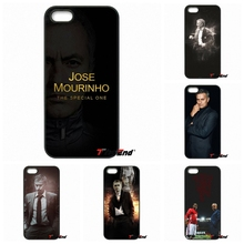 Jose Mourinho Soccer Star Mobile Phone Case Cover For Huawei Ascend P8 P9 Lite Xiaomi Redmi Note 4 3 3S Pro LG G3 G4 G5 K10 K8