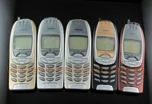 Original Nokia 6310i Mobile Phone Mercedes Benz Logo 2G GSM Tri-band Unlocked Bluetooth Wholesale Retail Cellphones