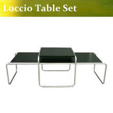 U-BEST high quality Marcel Breuer Laccio Table,designer coffee table,(China)