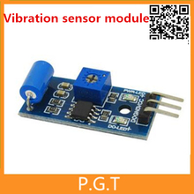 1pcs normally closed type vibration sensor module Alarm sensor module Vibration switch SW-420(China)