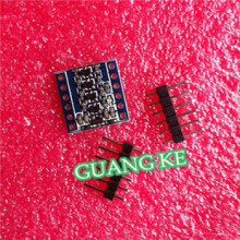 20pcs/lot 5V-3V IIC UART SPI Four Channel Level Converter Module via China Post(China)