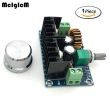 MCIGICM Original DC-DC XH-M401 buck module XL4016E1 high power DC voltage regulator with maximum 8A band voltage regulator(China)