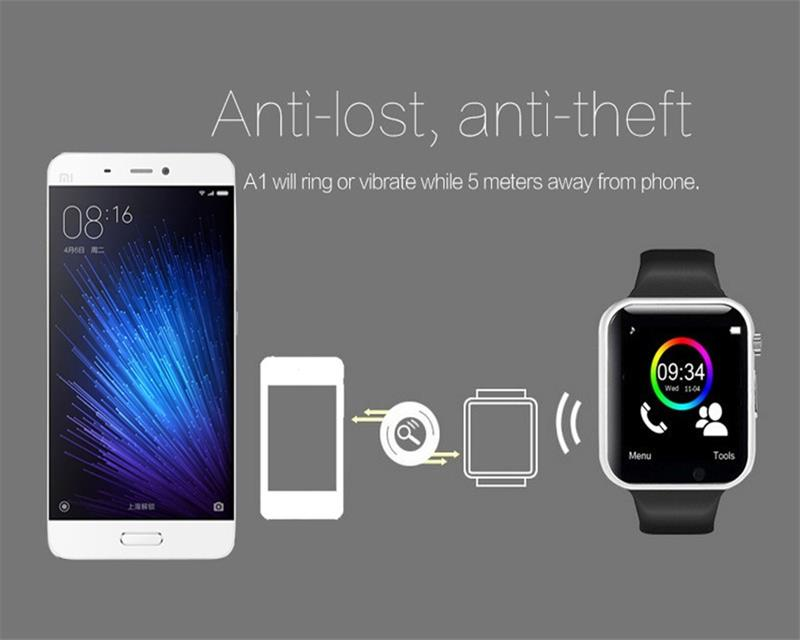 Bluetooth Smart Watch Smartwatch DZ09 Android Phone Call Relogio 2G GSM SIM TF Card Camera for iPhone Samsung HUAWEI PK GT08 A1 (7)