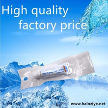 Free shipping!!! hot sell LED heat sink&CPU cooler silicone thermal glue thermal plaster 5g