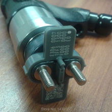 NEW DENSO common rail injector 095000-6701,095000-6700 for SINOTRUK HOWO VG61540080017A