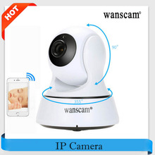 WANSCAM HW0036 720P Wireless IR WiFi H.264 Indoor IP Security IR-Cut Night Version Indoor USB Charger P2P Surveillance Camera