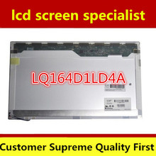 16.4'' for sharp lcd matrix LQ164D1LD4A laptop lcd replacement screen panel display 1600*900 ccfl 30pin