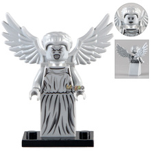 Building Block PG968 The Weeping Angels Single Sale Idea021 Action Figure Doctor Who Set 21304 Best Children Gift Toys PG8038(China)