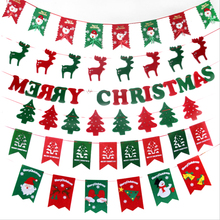 Super Banner Christmas decoration home Outdoor/tree deco Navidad Natal Xmas party supplier - Evey Global co.,Ltd store