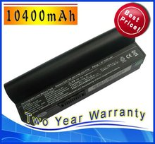 10400mAh Black Battery For ASUS Eee PC 2G Surf 4G 8G 12G 20G A22-900 A22-P701H A22-700 A22-P701 P22-900 Free Shipping