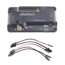 F14586-A APM2.8 APM 2.8 Multicopter Flight Controller Board with Case Compass & Extension Cable for FPV RC Drone Multirotor(China)
