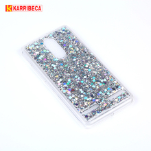 Buy Fashion glitter bling cover Lenovo K6 case cute colorful shining case Lenovo K5 husa coque etui kryty pouzdra tok puzdra for $5.09 in AliExpress store