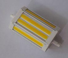 10pcs/lot corn bulb spot lamp 118mm led R7S light 30W J118 dimmable COB R7S lamp replace 300W halogen lamp(China)