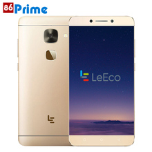 LeEco Le X626 Letv S3 Mobile Phone MTK Helio X20 5.5 Inch FHD Smartphone 4G LTE 4GB 32GB/64GB Le 2 Pro Cellphone Android Phone
