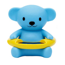 Newest Baby Bath Thermometer Water Sensor Baby Cute Cartoon Animal Water Thermometer Temperature Tester Kid Bath Toy(China)