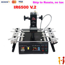 Freeshipping to Russia!! Infrared BGA Rework machine LY IR6500. IR Rework System.Infrared soldering machine Better than IR6000(China)