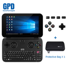 Original GPD Win 5.5 inch Mini GamePad Laptop PC Windows 10 Intel Atom X7-Z8750 Quad Core 4GB/64GB  IPS Screen Bluetooth 4.1