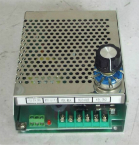 DC Power Supply, DC Motor Speed Regulator, PWM Technology, WK422 Input, AC220V Output, DC220V, 4A<br>