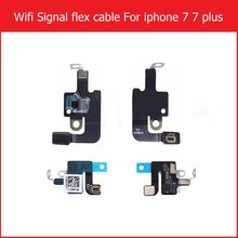 Genuine Wifi Signal Antenna Flex Cable for iPhone 7 & 7 plus Net work connector antenna wifi flex cable replacement Test good